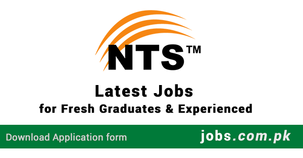 NTS Jobs 2019 | Latest Jobs in NTS & Form Download (All