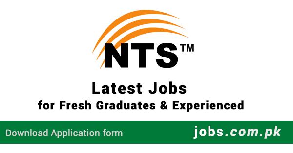 NTS Jobs 2019 | Latest Jobs in NTS & Form Download (All Pakistan)