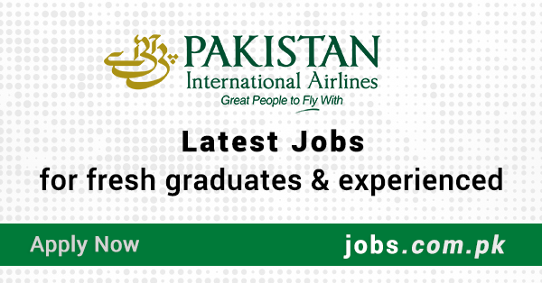 PIA Jobs 2019 | Latest Jobs in PIA International Airlines