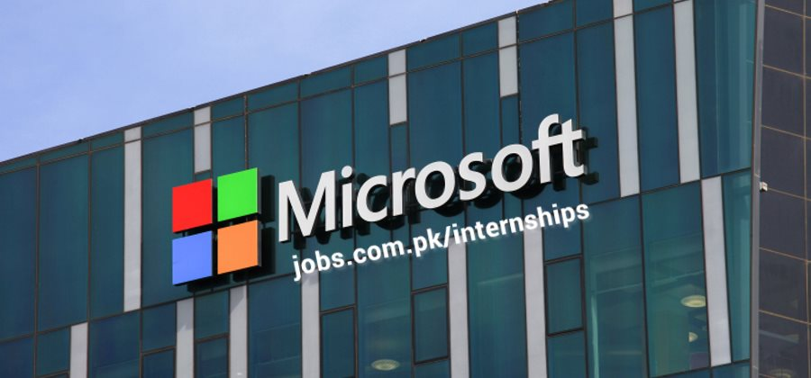 microsoft pakistan internship program 2017