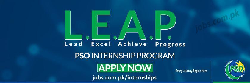 Pakistan State Oil (PSO) Internship Program 2018