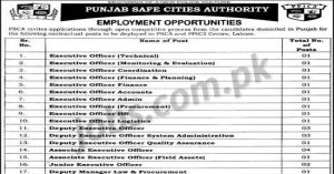 Punjab Safe Cities Authority
